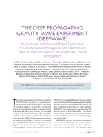 The Deep Propagating Gravity Wave Experiment (DEEPWAVE): An airborne and ground-based exploration of gravity wave propagation and effects from their sources throughout the lower and middle atmosphere