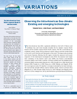 Observing the IntraAmericas Seas climate: Existing and emerging technologies
