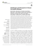 Challenges and prospects in ocean circulation models