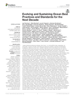 Evolving and sustaining ccean best practices and standards for the next decade