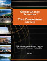 Global-change scenarios: Their development and use