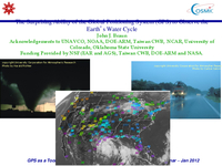 The surprising ability of the Global Positioning System (GPS) to observe the Earth's water cycle [presentation]