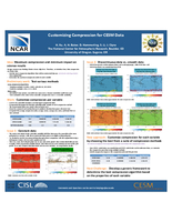 Customizing compression for CESM data [poster]