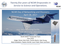 Twenty five years of NCAR dropsonde in service to science and operations [presentation]
