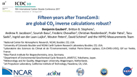 Fifteen years after TransCom3: Are global CO2 inverse calculations robust?