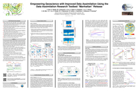 "Empowering geoscience with improved data assimilation using the Data Assimilation Research Testbed ""Manhattan"" release"
