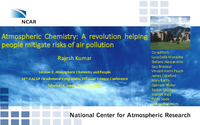 Atmospheric chemistry: A quiet revolution helping people mitigate risks of air pollution