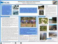 Rethinking failure: Engineering for climate extremes [poster]