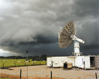 S-Pol Radar during TRMM (DI01234), Photo by Scott Ellis