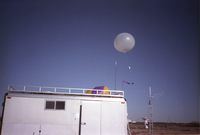 CLASS balloon launch (DI01248)