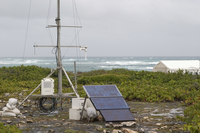 Portable Automated Mesonet (PAM) with field camp at RICO (DI01297)