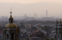 Pollution in Mexico City (DI01465)