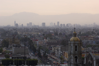 Pollution in Mexico City (DI01467)