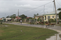 Street scene on Barbuda during RICO (DI01488)