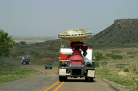 Doppler Radar on Wheels (DI01491)