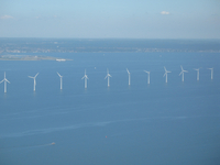 Wind farm near Copenhagen (DI01509)