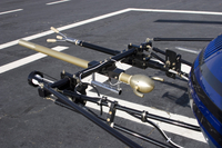 Research equipment mounted on helicopter used in the CHATS field project (DI01673)