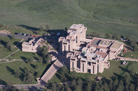 Aerial view of the NCAR Mesa Laboratory (DI01732)