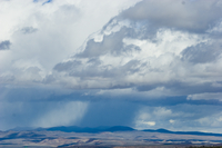 Cumulonimbus with rain shaft (DI01759)