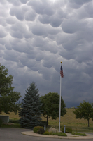 Mammatus clouds (DI01771)