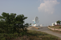 S-Pol radar in Taiwan (DI01784)