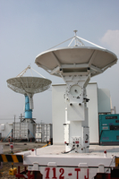 S-Pol and TEAM-Radar in Taiwan (DI01806)