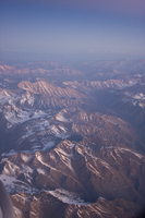 Aerial view of the Andes (DI01831)