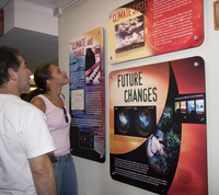 Future of Earth's climate exhibit (DI01885)