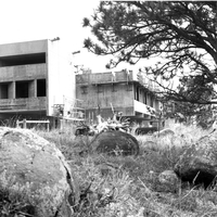 Construction of the NCAR Mesa Laboratory (DI01936)