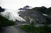 Worthington Glacier, Alaska (DI01946) Photo by Zhenya Gallon