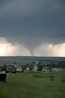 Wyoming tornado, June 5, 2009 (DI01987)