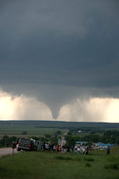 Wyoming tornado, June 5, 2009 (DI01988)