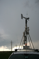 Roof-mounted weather station (DI01990)