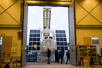 Preparations for Sunrise launch (DI02006)