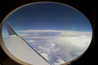 Porthole view of Tropical Storm Gaston (DI02200)