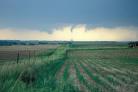 Nebraska tornado, May 24, 2004 (DI02256) Photo by Bob Henson