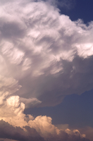 Anvil cloud (DI02707), Photograph by Greg Thompson
