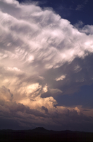 Anvil cloud (DI02708), Photograph by Greg Thompson