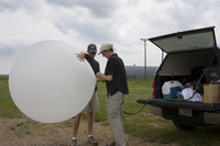 MGAUS mobile ballooning facilities for the Vortex2 field project (DI02765)