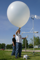 BAMEX Balloon Launch (DI01144)