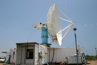 S-Pol Radar at NAME (DI01191)