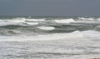 Hurricane Alex reaches the Outer Banks(DI02050) Photo by Carlye Calvin