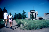 Hikers, NCAR Mesa Laboratory (DI00263)