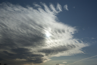 Altostratus clouds (DI02395)