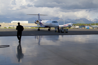 Gulfstream V in Alaska during HIPPO (DI02423)