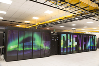Cheyenne Supercomputer at NWSC in Wyoming