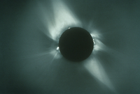 Total solar eclipse, 11 July 1991 (DI00485)