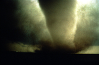 Texas tornado (DI00509), Photo by Harald Richter