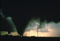 Texas tornado (DI00512), Photo by Harald Richter
