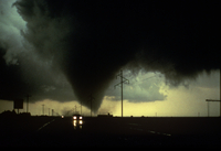 Texas tornado (DI00514), Photo by Harald Richter